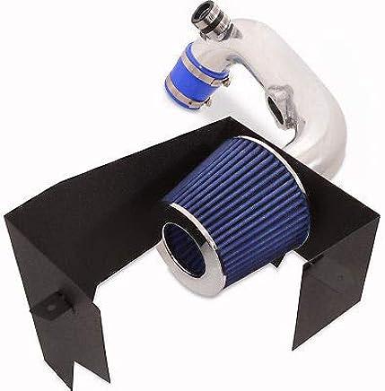 Kit de admisión corta de inducción de aire de aleación