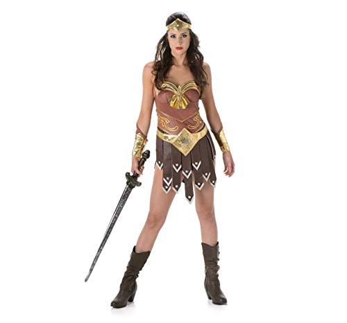 Generique - Disfraz de gladiadora Mujer L