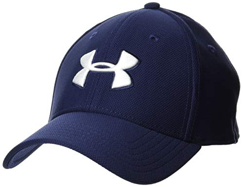 Uomo Academy//Graphite//Academy Under Armour MenS Huddle Snapback 2.0 Cappello Taglia unica Blu