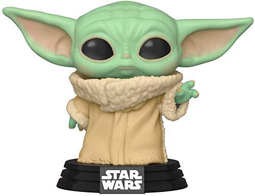 Funko Pop Star Wars: Mandalorian-The Child Madalorian Figura Coleccionable 48740 Multi