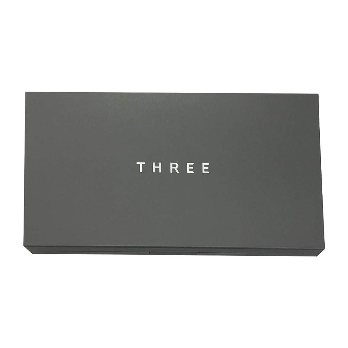 シネマ施設敬の念THREE(スリー) プリスティーンコンプレクションパウダーファンデーション ケース [ ケース ] [並行輸入品]