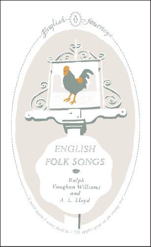 English Folk Songs (English Journeys Book 17) (English Edition)
