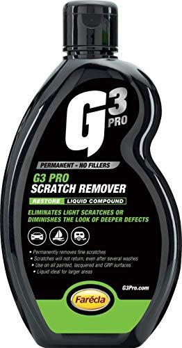 G3 Pro 7164 Líquido removedor de arañazos Profesional G3, 500 ml