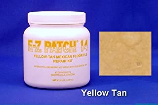 EZ Products EZP-383 1 No. Saltillo Tile Repair Yellow-TAN Each - Any QUANITY