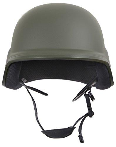 ROTHCOGIスタイルABSプラスチックヘルメット1994オリーブドラブL/XL
