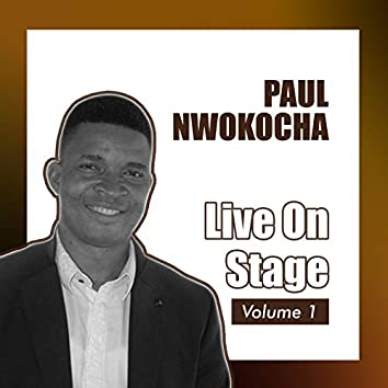 Live on Stage, Vol. 1 (Live)