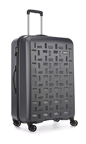 Antler Antler Suitcase Richmond Exclusive, 4 Wheel Spinner, Large, 79cm - 133L, Charcoal Suitcase, 79 cm, 133 liters;,Charcoal