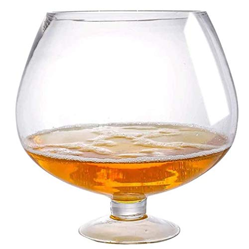Soporte para Copas de Brandy de Plástico Transparente Jumbo, Copa de Vino...