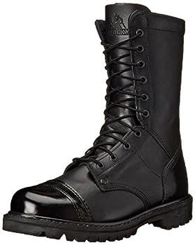 Rocky Side Zipper Jump Boot Size 15 ME