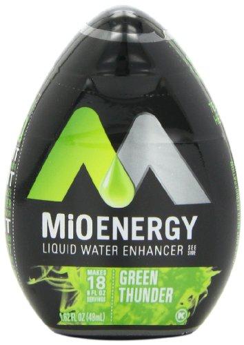 MiO Energy Liquid Water Enhancer, Green Thunderk