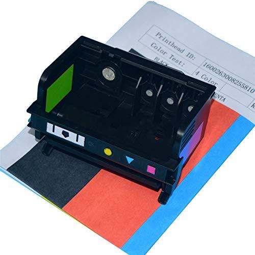 CXOAISMNMDS Reparar el Cabezal de impresión 920xl 4colors PRINTHEAD FIT para HP 920 Print CABET FIT para HP OFICINAJET 6000 7000 6500 6500A 7500 7500A HP920 Impresoras (Color : HP920XL)