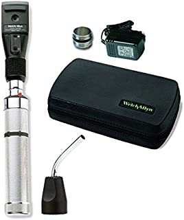 Welch Allyn 3.5v Streak Retinoscope with Nickel-Cadmium Rechargeable Handle 18342-VC