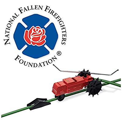 Melnor 4501 Traveling Sprinkler Lawn Rescue-13,500 sq. ft. Coverage Variable Speed Control with Adjustable Spray Arms, 10 x 17.63 x 8 inches