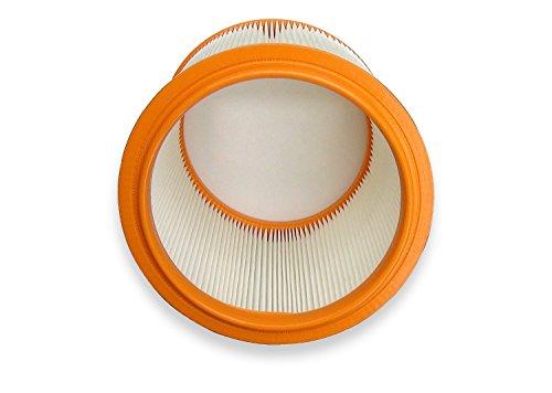 Kallefornia® Filtre Kallefornia k704 Convient pour FESTO FESTOOL VCP 250 E ronde de filtre filtre longue durée Filtre plissé
