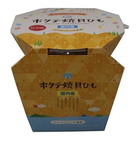 ヤマサキ珍味 ほたて焼貝ひも スリーブ 120g ×3個