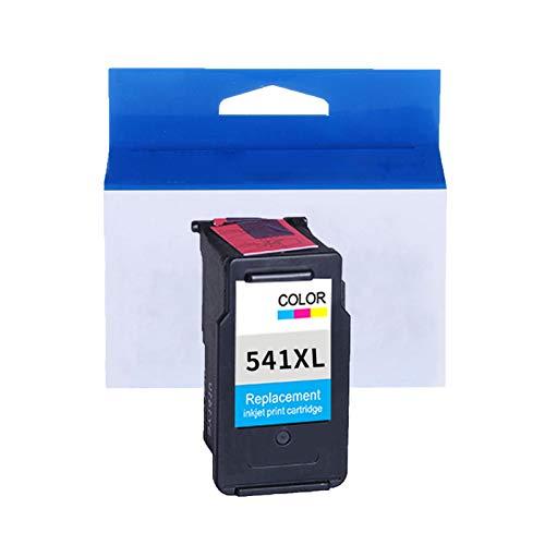 JZMY Cartucho de tinta para Canon MG2250, MG3150, MX375, MX395, MX515, modelo 540XL/541XL, color de servicio de alta definición