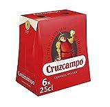 CERVEZA CRUZCAMPO 25CL P-6 4.8º