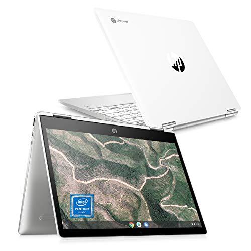 HP ノートパソコン HP Chromebook x360 12b 12インチ ブライトビュー・IPSタッチディスプレイ 2in1 コンバ...