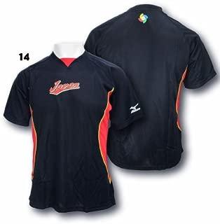WBCベースボールシャツ WORLD BASEBALL CLASSICモデル2013年型 日本代表 品番:52LB898