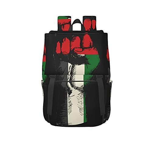 Mochila ligera y duradera para viajes o trabajo de los Emiratos Árabes Unidos Flag Nation Spirit para hombres y mujeres