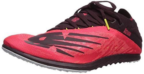New Balance Men's Cross Country 5K V5 Running Shoe, Energy Red/Henna, 7 M US