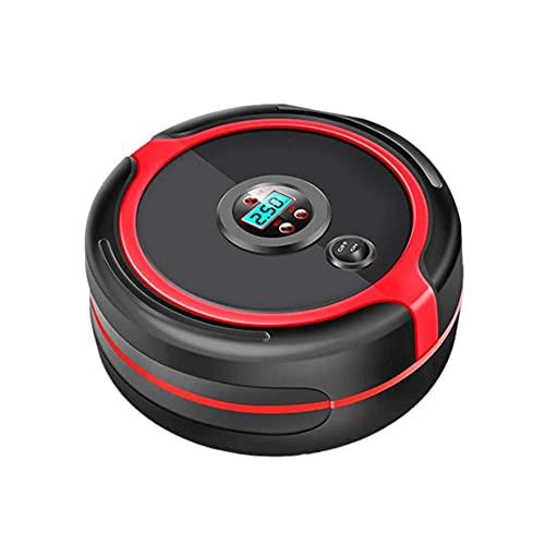 YXIUER ABS + Bomba de Aire de Coche eléctrico plástico 26 0SI 12V DC/Encendedor de Cigarrillos Portátil Mini Tire Inflator Air Compressor Auto Bomba Auto (Color Name : Digital Display)