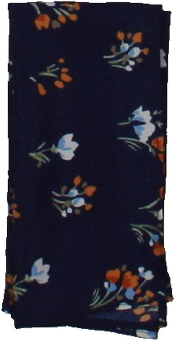 Bar III Mens Maycroft Floral Handkerchief Pocket Square