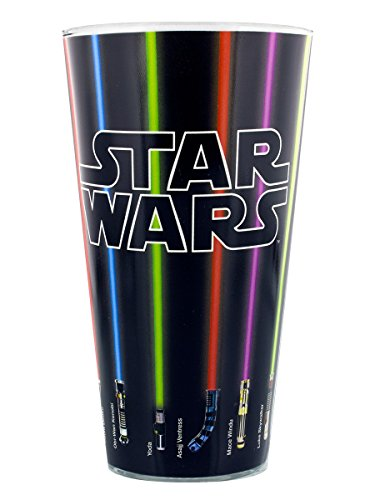 Star Wars Glas Lichtschwert