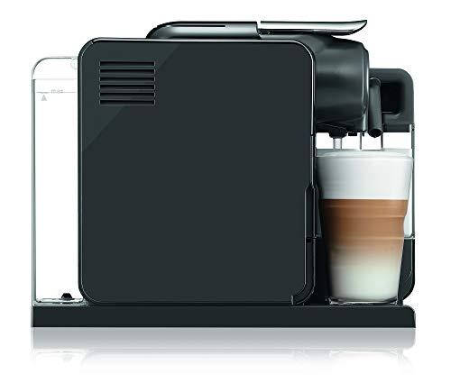 De'Longhi Lattissima, Single Serve Capsule Coffee Machine, Automatic Frothed Milk, Cappuccino and Latte, EN560.B, Black