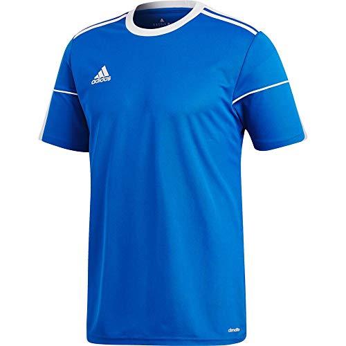 adidas Maglia Squadra 17, Calcio Uomo, Blu_Bianco, M