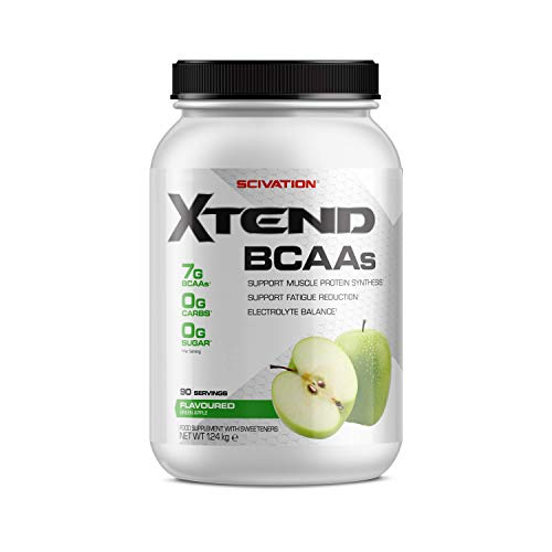 Scivation Xtend Supplement, Green Apple, 1125 kg, FID6536