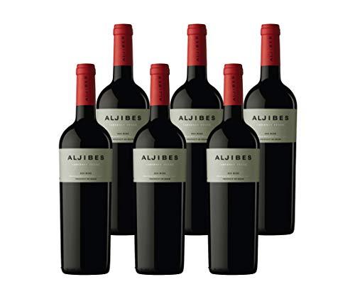 Cabernet Franc Aljibes - Vino tinto - Crianza - Cabernet Franc 100% - 6 botellas - 750ml