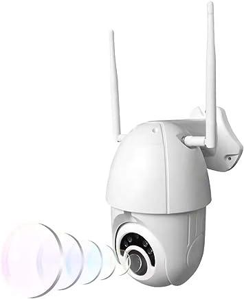 K99 Telecamera Wireless, Monitoraggio Impermeabile Telecamera Dome 1080P Zoom Ottico Sorveglianza Video Visione Notturna Bidirezionale, Visione Audio/Notturna Bidirezionale,720P - Trova i prezzi più bassi