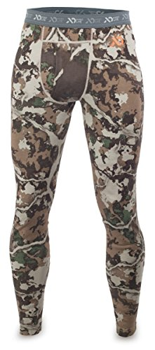 First Lite Allegheny Full Length Bottoms, Camo, XX-Large