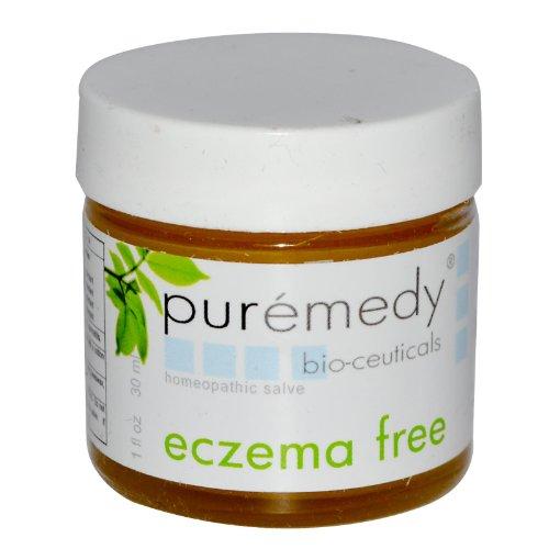Puremedy - Relevación de Eczema y de Psoriasis - 1 onza. Antes...