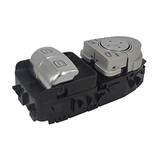 MERIGLARE Nuevo Interruptor de Elevalunas Maestro A2059056911 para Mercedes- Vito 447448