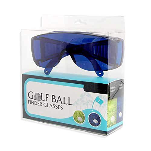 Preis am Stiel 1 x Brille ''Golfball-Finder'' | Gechenkidee | Scherzartikel