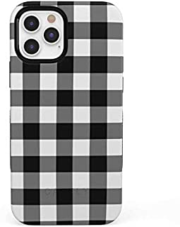 Casely iPhone 11 Pro Phone Case - Check Me Out   Checkerboard Case - 360 Degree Coverage for Your Phone - Precise Cutouts,...