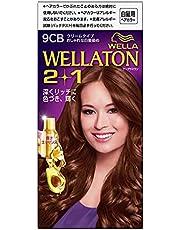 ウエラトーン 2+1 クリームタイプ 4G ダークウォームブラウン 白髪染め 深い髪色リッチに輝く 医薬部外品