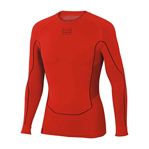 Sportful 2 ND Skin Top – Tomate