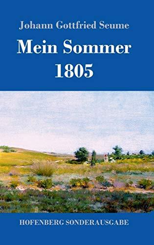 Mein Sommer 1805