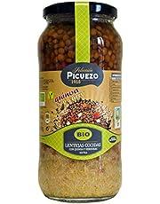 Picuezo Selección - Lenteja Con Quinoa 580g (Pack de 6 uds)