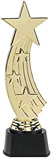 Amscan Shooting Star Award Trophy Hollywood, Gold, 24cm, 342331