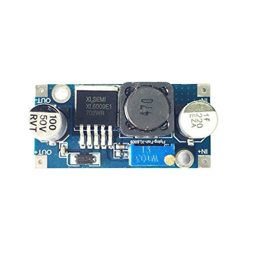 gazechimp Boost Buck DC Convertidor Elevador Ajustable Módulo de Voltaje XL6009