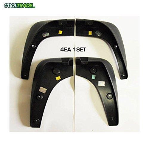 Kia Mud Guard Flaps Genuine Parts 4pcs 1set Sportage 2011-2015