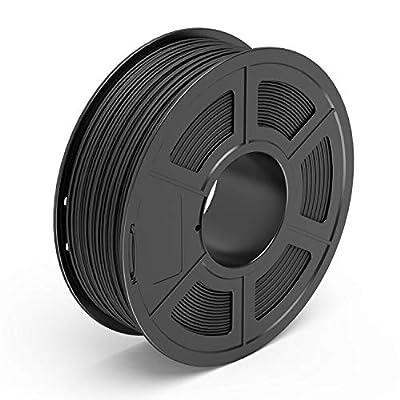 TECBEARS 3D Printer Filament 1.75mm, Dimensional Accuracy +/- 0.02 mm, 1 Kg Spool, Pack of 1