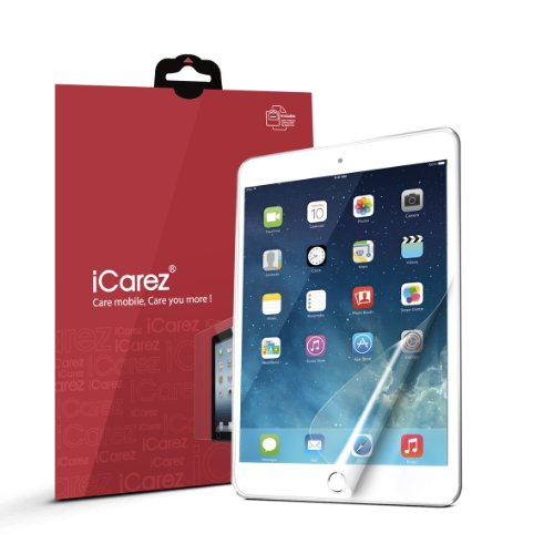 iCarez [HD EyeCare Series] Screen Protector for Apple iPad Pro 9.7 Inch/iPad Air 2 / iPad Air (HD) Ultra Clear Blue Light Filter with Lifetime Replacement Warranty - Retail Packaging