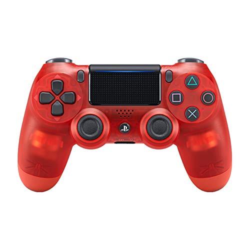 WQWY - Mando inalámbrico para Playstation 4, color rojo