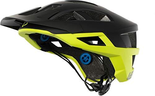 Leatt MTB DBX 2.0, Casco Bici Unisex – Adulto, Grantite/Lime, M