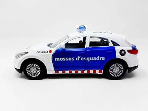 PLAYJOCS Coche Mossos GT-0222